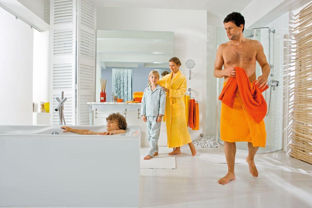 Bad Sanierung - Badsanierung - Bart Haustechnik